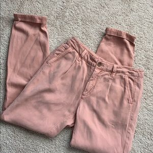Anthropologie High Waisted Pants